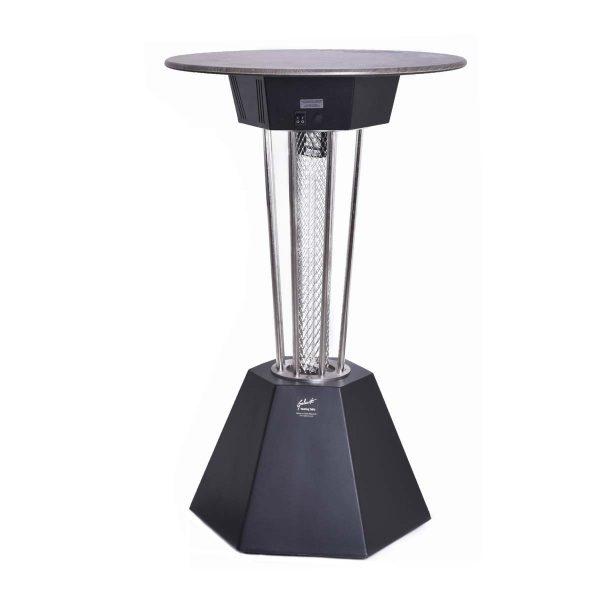 vyhřívaný stolek Galavito BISTRO DUO