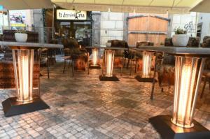 Zkušenosti s vyhřívanými stolky Galavito Heating Table