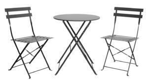 Set skládací stolek a židle